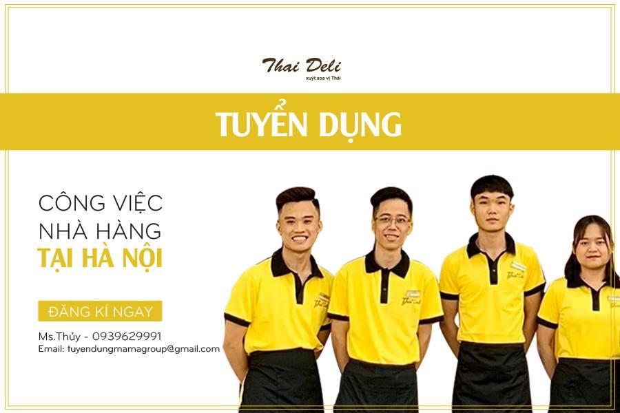 Hãy tham gia cùng Thai Deli